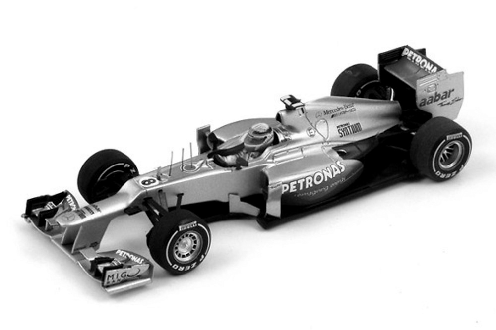 Mercedes (2012) W03