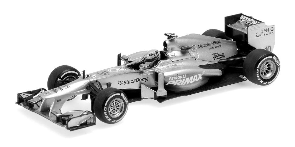 Mercedes (2013) W04