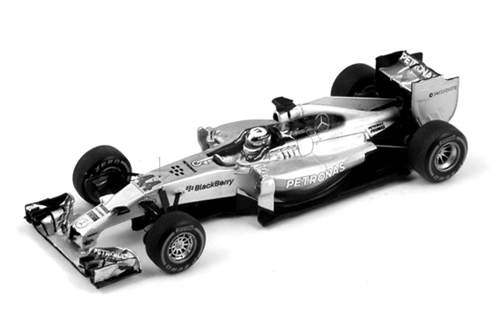 Mercedes (2014) W05