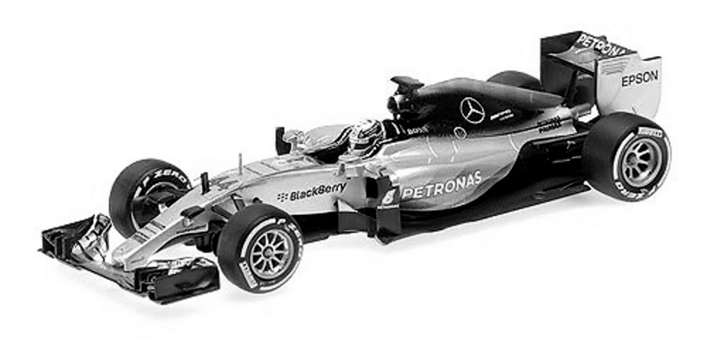 Mercedes (2015) W06