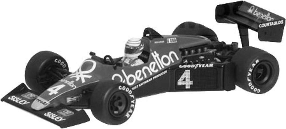 Tyrrell (1983-85) 012
