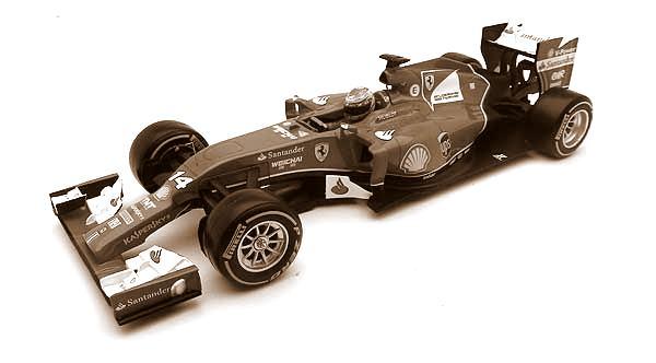 Ferrari (2014) F14T