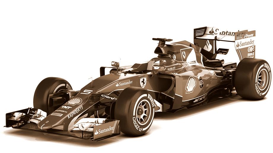 Ferrari (2015) SF15-T