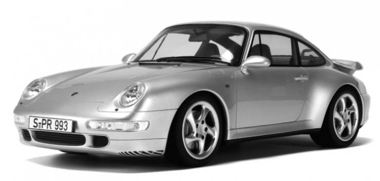Porsche 911-993 (1993-98)