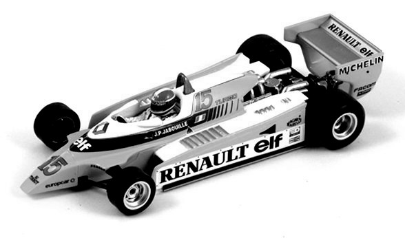 Renault (1980) RE20