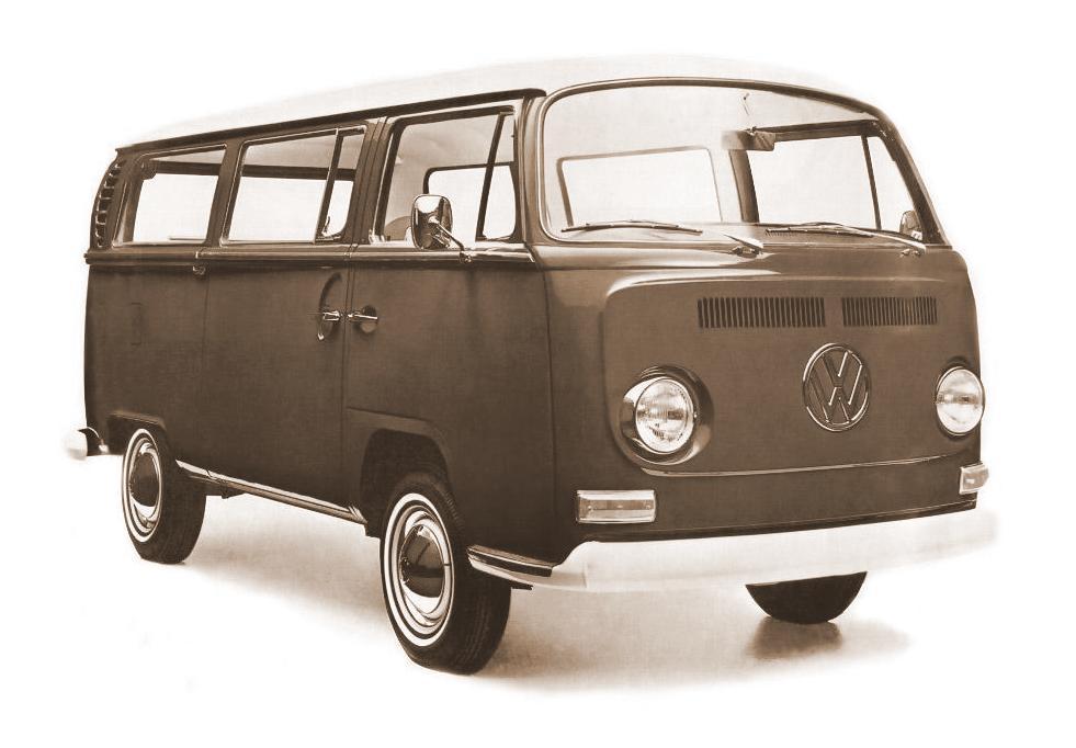 VW Serie T2 (1968-79)