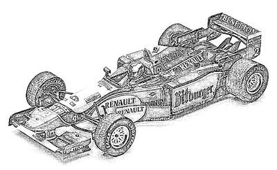 Benetton (1995) B195