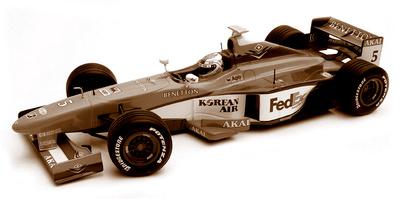 Benetton (1998) B198