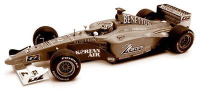 Benetton (2000) B200