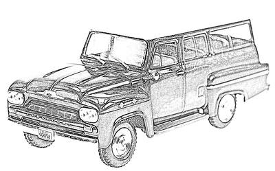 Chevrolet 6500 (1957-63)