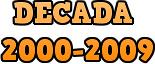 Década 2000-2009