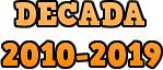 Década 2010-2019