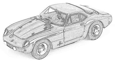 Ferrari 250 GT SWB (1959-60)
