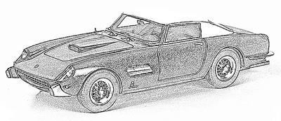 Ferrari 500 Superfast (1964-66)