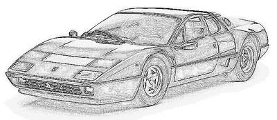 Ferrari 512 BB/S/M/TR (1970-1994)