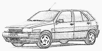 Fiat Tipo (1988-95)