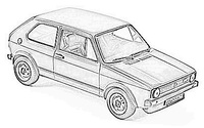 Golf Serie 1 (1974-83)