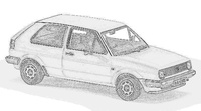Golf Serie 2 (1983-92)