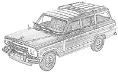 Jeep Gr. Wagoneer (1984-91)