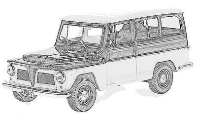 Jeep Station Wagon (1946-67)
