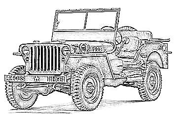 Jeep Willis (1941-45)