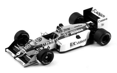 McLaren (1968-70) M7A