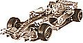 McLaren (2007) MP4/22