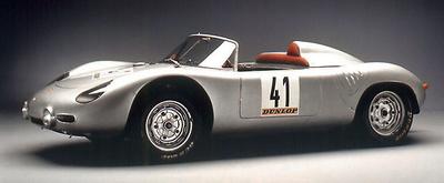 Porsche 718/8