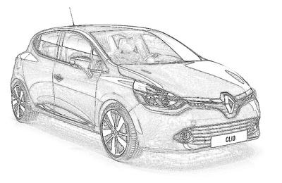 Renault Clio 4 (2012-)