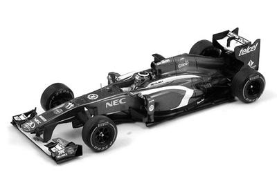 Sauber (2013) C32