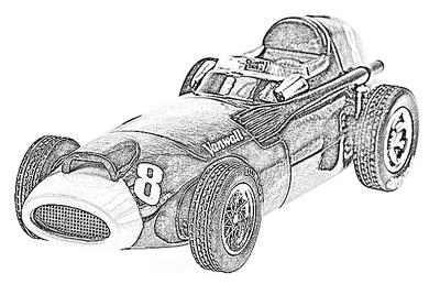 Vanwall (1957-58) VW7