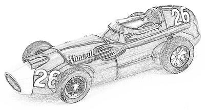 Vanwall (1958) VW10