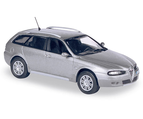 Alfa Romeo 156 Crosswagon Q4 (2004) Norev 790202 1/43