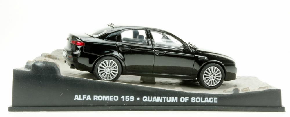 Alfa Romeo 159 (2005) James Bond