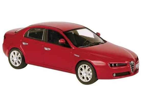 Alfa Romeo 159 Q4 (2007) Norev 790026 1/43
