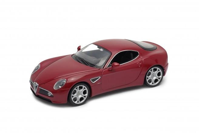 Alfa Romeo 8C Competizione (2007) Welly 22490 1:24