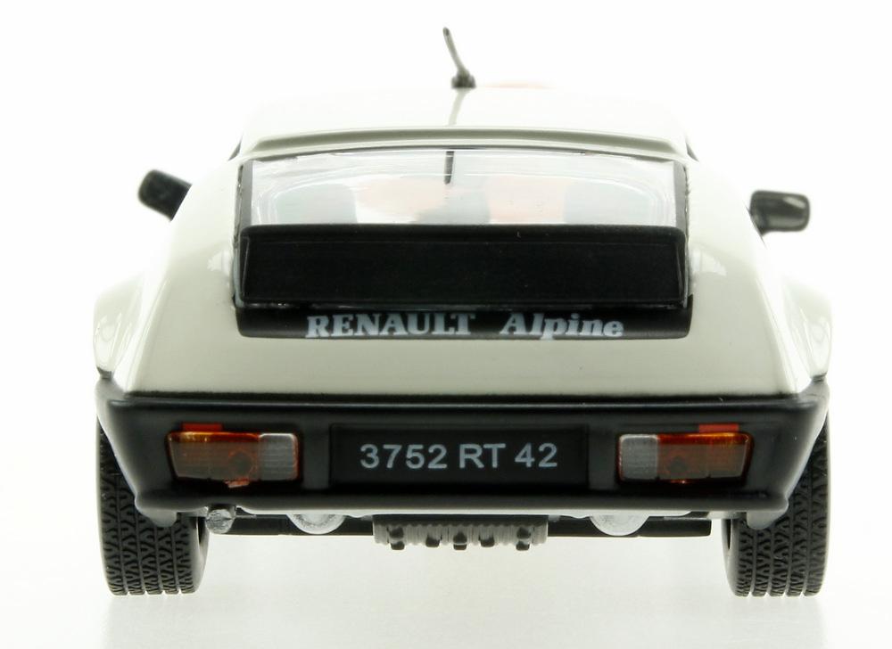 Alpine A310 V6 (1981) Eligor 101126 1/43