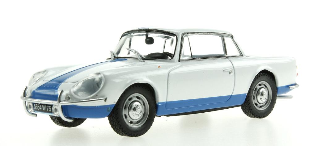 Alpine Coupe 2+2 (1961) Eligor 101182 1/43