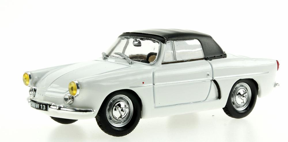 Alpine-Renault A106 Cabriolet (1958) Eligor 101131 1/43