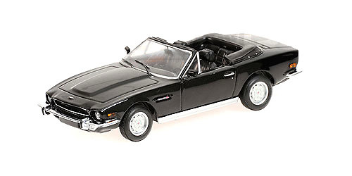 Aston Martin V8 Cabriolet (1987) Minichamps 400137730 1/43