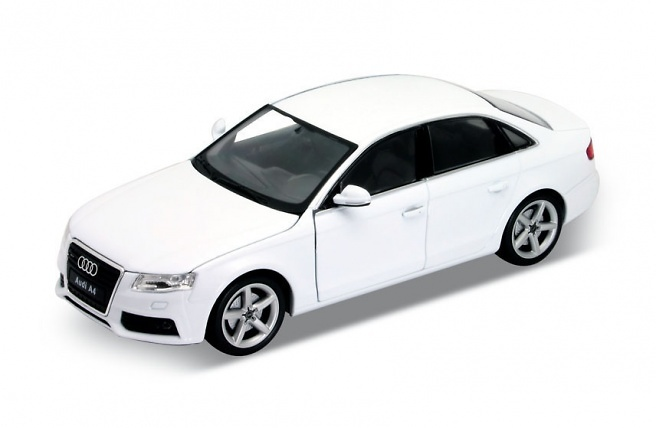 Audi A4 (2008) Welly 22512 1:24
