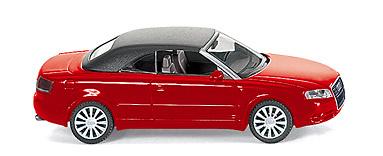 Audi A4 Cabriolet Cerrado Wiking 1/87