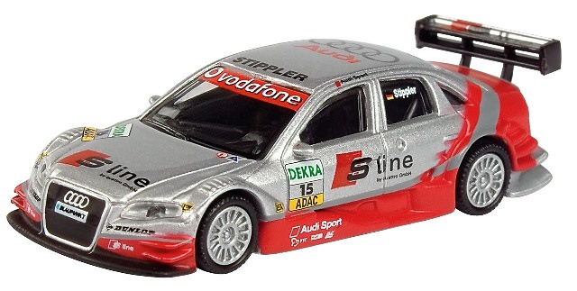 Audi A4 DTM (2006) F. Stippler Schuco 25236 1/87