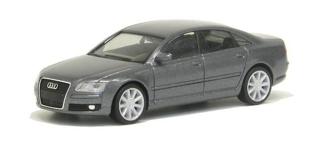 Audi A8 Limousina Metalizado Herpa 033367 1/87