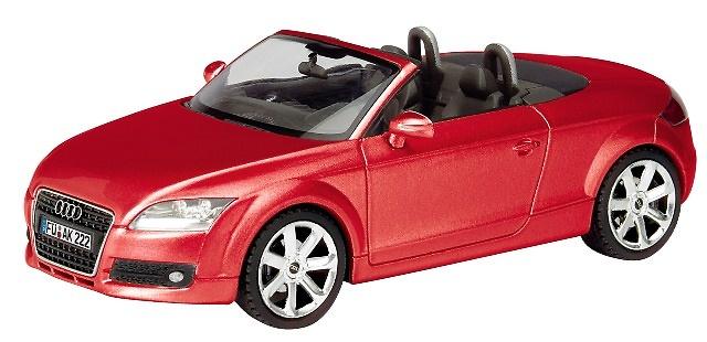 Audi TT Roadster (2006) Schuco 04781 1/43
