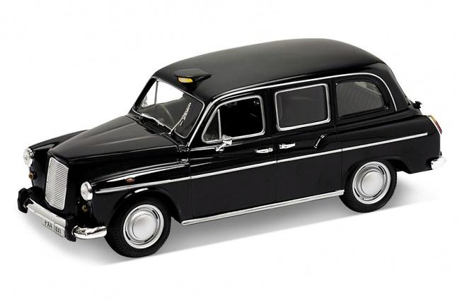 Austin FX-4 Taxi de Londres (1982) Welly 22450 1:24