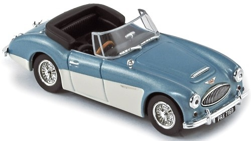 Austin Healey 3000 Mk3 (1964) Norev 070011 1/43
