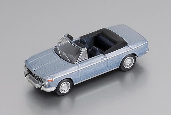 BMW 2002 Cabriolet (1973) Bub 08450 1/87