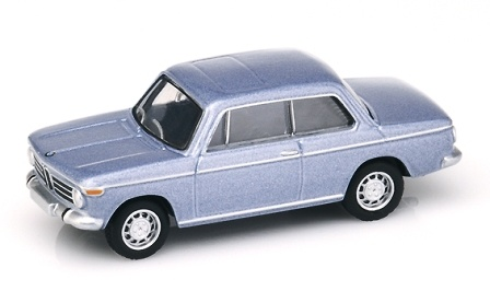 BMW 2002 Sedán (1968) Bub 08402 1/87