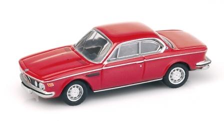 BMW 2800 CS Coupé -E9- (1969) Bub 08276 1/87